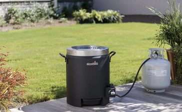 Char Broil Turkey Fryer Review