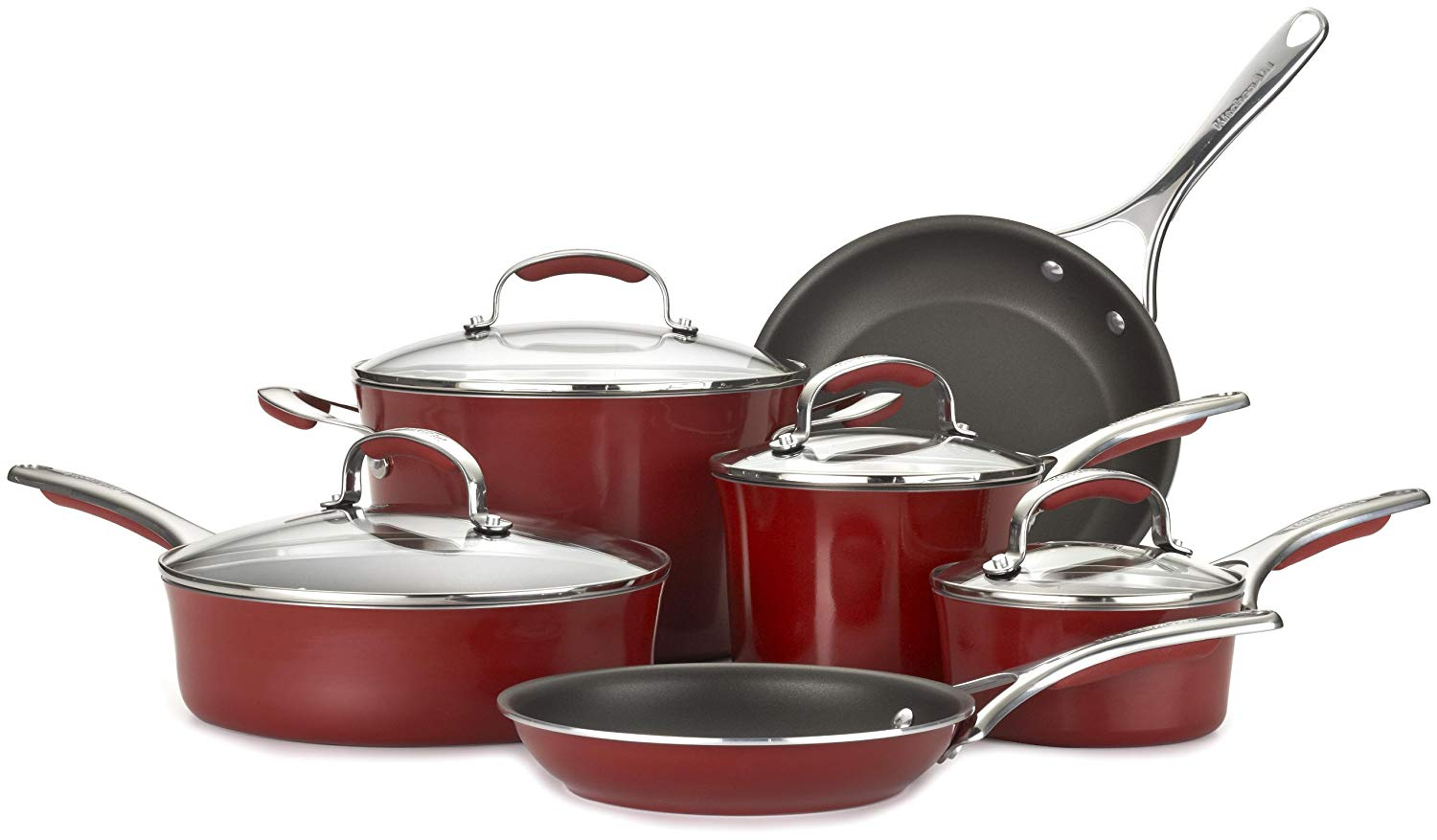 Kitchenaid Cookware Set Reviews