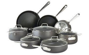 Non stick vs Stainless Steel Cookware