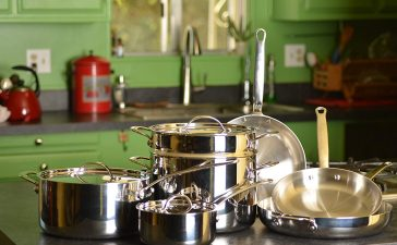 Saber 5-Ply Stainless Steel Saucepan Review
