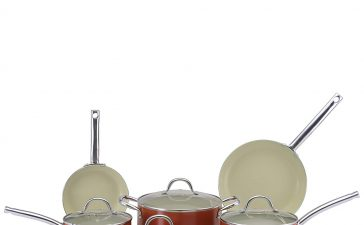 Cerastone Ceramic Cookware Reviews