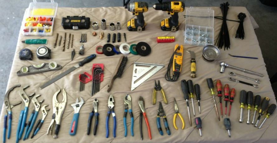 Essential Electrical Tools