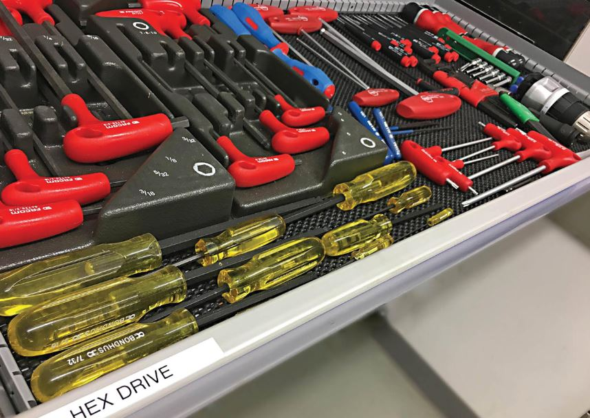 How to Organize Your Tools Properly