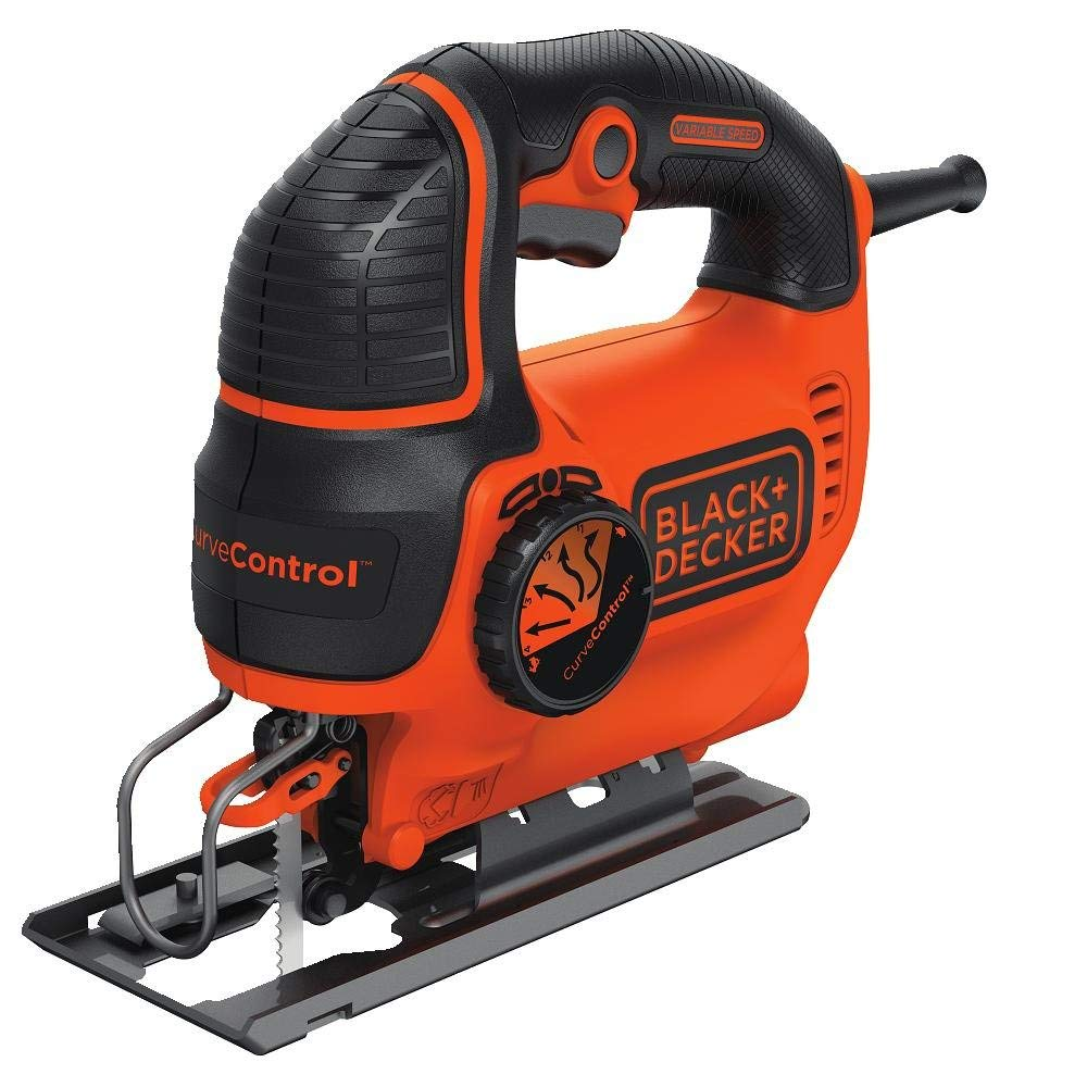 BLACK n DECKER BDEJS600C Smart Select Jig Saw, 5 Amp