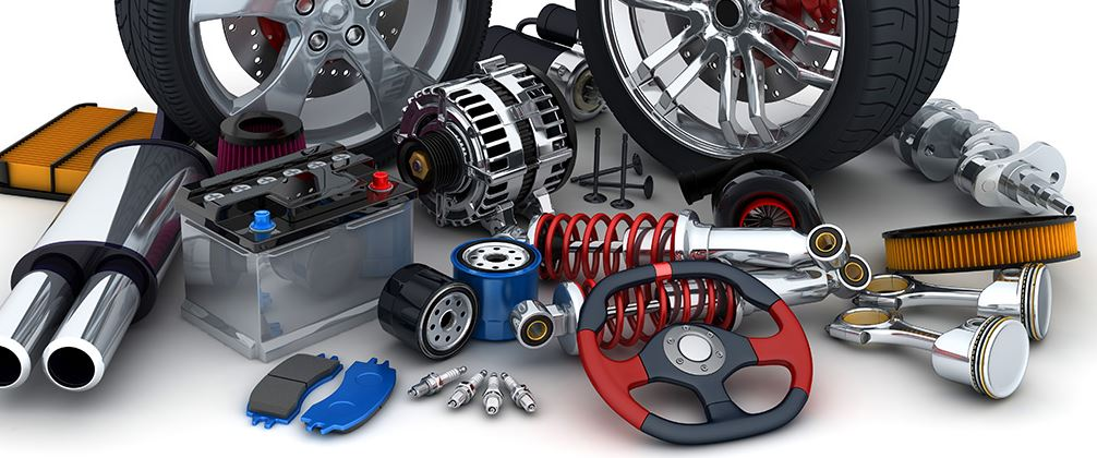 List of Auto Parts