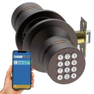 TurboLock TL99 Bluetooth Smart Lock for Keyless Entry