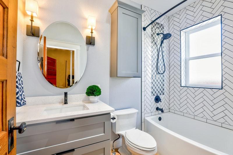 improve bathroom ventilation